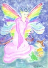 7 Regenbogen-Deva 30ml Pipettenflasche